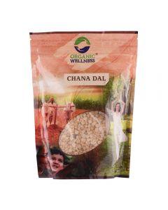 Organic Wellness Chana Dal-500gm