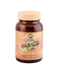 Organic Wellness Heal Lipid-Fit-90 Capsules