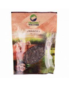 Organic Wellness Jaggery-500gm pack of 3pc