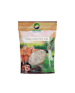 Organic Wellness Pancharatna Dal-500gm