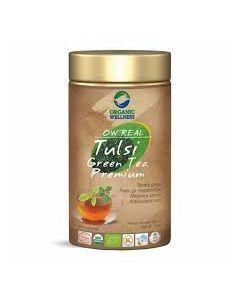 Organic Wellness Real Tulsi Green Premium Tea-100gm