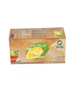 Organic Wellness Tulsi Lemon-25 Tea Bags