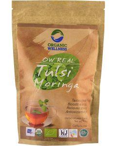 Organic Wellness Tulsi Moringa-100gm Zipper Pouch
