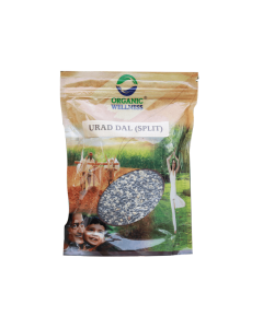 Organic Wellness Urad Dal Split-500gm