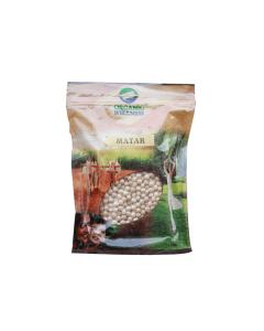Organic Wellness White Matar Whole-500gm