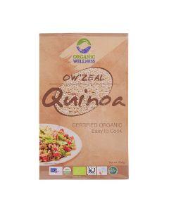 Organic Wellness Zeal Quinoa-500gm