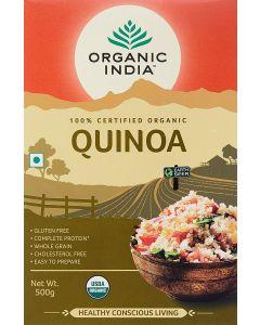Organic India Quinoa Nutritious Food-500gm