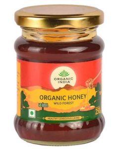Organic India Wild Forest Honey-250g