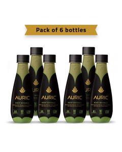 Auric Ayurvedic Body Defence Beverage 250ml-pack of 6pcs