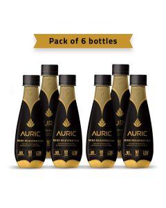 Auric Ayurvedic Mind Rejuvenation Beverage 250ml-pack of 6pcs