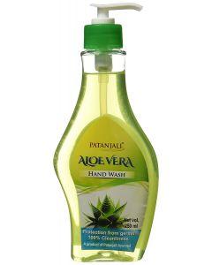Patanjali Aloevera Hand Wash-250ml