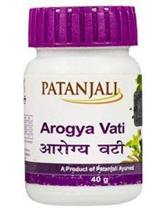 Patanjali Arogya Vati-40gm