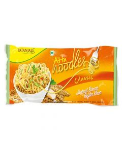 Patanjali Atta Noodle Family pack classic-240gm