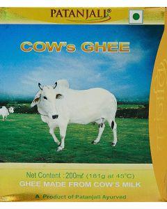 Patanjali Cows Ghee-200ml