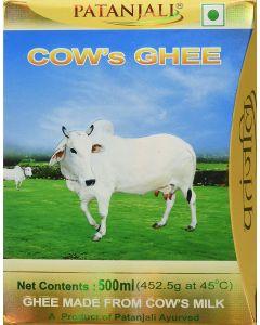 Patanjali Cow Ghee-500ml