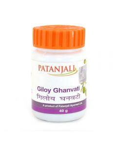 Patanjali Giloy Ghan Vati-40gm