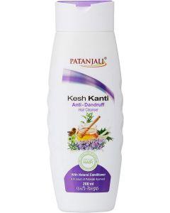 Patanjali Kesh Kanti Anti-Dandruff Hair Cleanser Shampoo-200ml