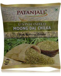 Patanjali Moong Chilka-500gm