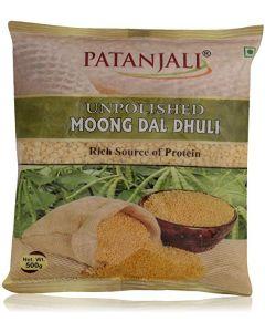 Patanjali Moong Dhuli-500gm