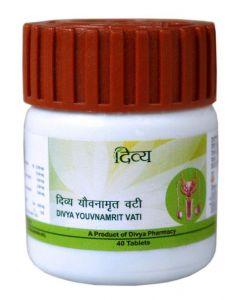 Patanjali Youvnamrit Vati-40 Tablet