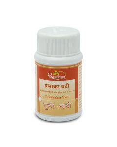 Dhootapapeshwar Prabhakar Vati-60tablets