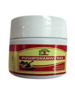 Dabur Pushpdhanwa Ras-80 Tabs