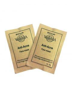 Vedatika Hearbals Ayurvedic Anti acne Mask-10gm