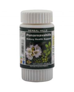 Herbal Hills Punarnavahills-60 Capsules