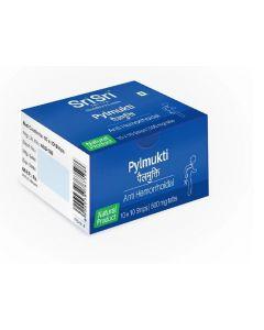 Sri Sri Pylmukti Tablet 500mg 10X10 Strips
