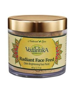 Vedatika Hearbals Radiant Face feed-60gm