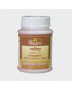 Dhootapapeshwar Rasasindoor-2gm