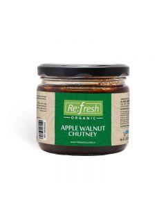 Refresh Organic Apple Walnut Chutney-350gm