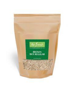 Refresh Organic Brown Rice Regular-1kg