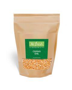 Refresh Organic Chana Dal-1kg