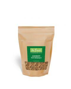 Refresh Organic Gujarati Tea Masala-200gm