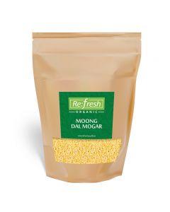 Refresh Organic Moong Dal Mogar-1kg