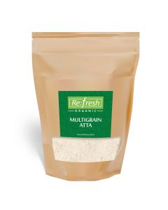 Refresh Organic Multigrain Atta-1kg