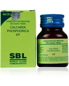 SBL Calcarea Phosphorica 6X-25gm