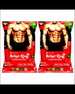 Kaahan Ayurveda Sehat King Powder-160gm Pack of 2pc