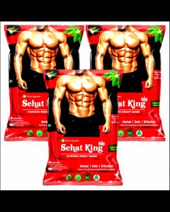 Kaahan Ayurveda Sehat King Powder-160gm Pack of 3pc