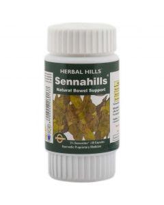 Herbal Hills Senna - 120 Capsules