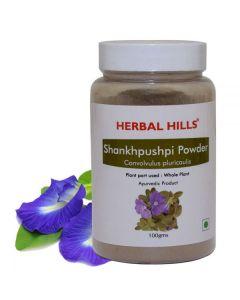 Herbal Hills Shankhpushpi Powder-100gm