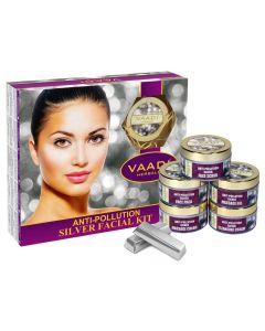 VAADI HERBALS Silver Facial Kit-270 gms