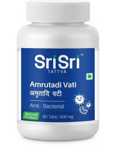 Sri Sri Amrutadi Vati 500mg-60 tab