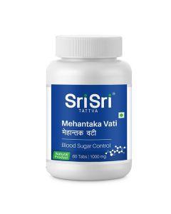 Sri Sri Mehantaka Vati 1000mg -60tab