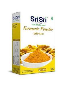 Sri Sri Turmeric Powder-100gm