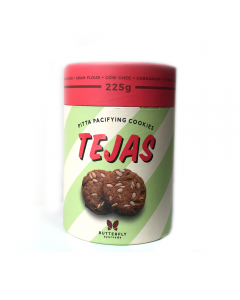 Butterfly Ayurveda Tejas - Pitta Pacifying Cookies-225gm