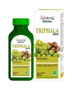 Ayukriti Herbal Triphala Juice-500ml