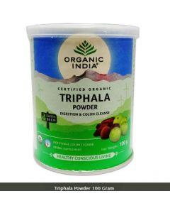 Organic India Triphala Powder-100gm