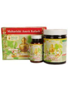 Maharishi Ayurveda  Combo of Amrit Kalash 60 Tablets & 600gm Paste